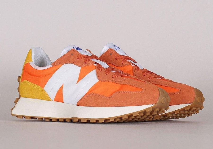 New Balance 327 Orange MS327 Release Date Info