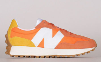 New Balance 327 Orange MS327 Release Date Info