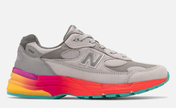 New Balance 992 Grey Multi-Color Release Date Info