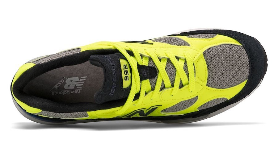 New Balance 992 Volt Yellow Grey Black M992AF Release Date Info