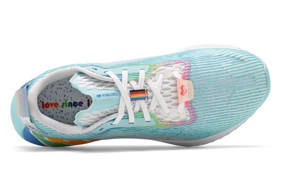 New Balance FuelCell Echo WMNS Pride Release Date Info