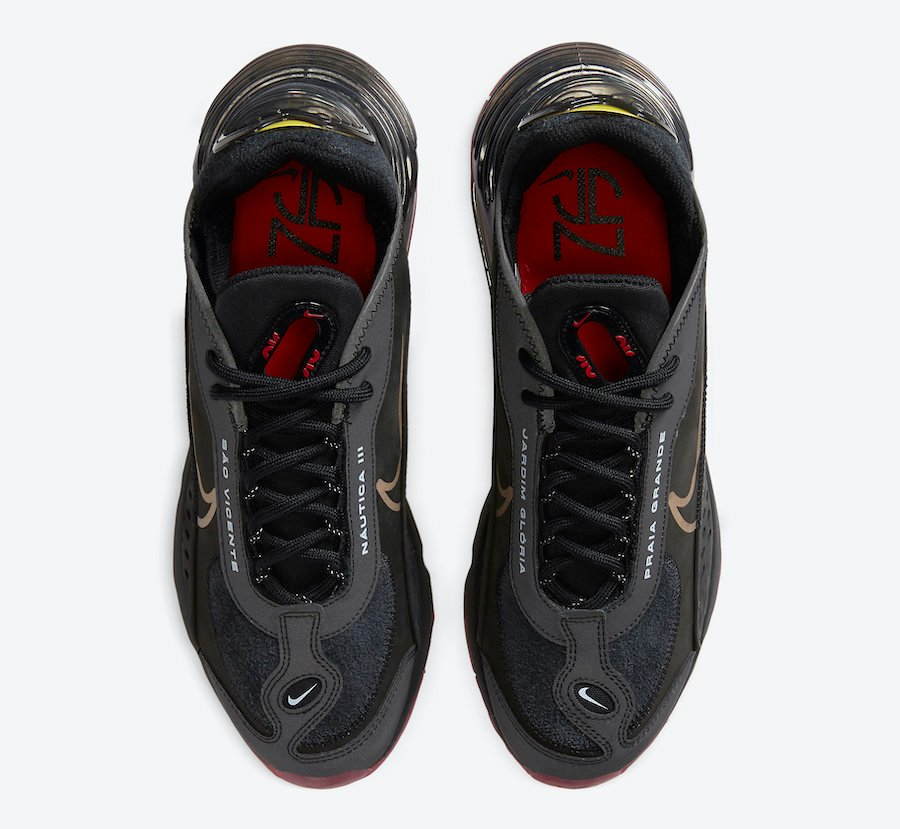 Neymar Jr Nike Air Max 2090 Black CU9371-001 Release Date Info