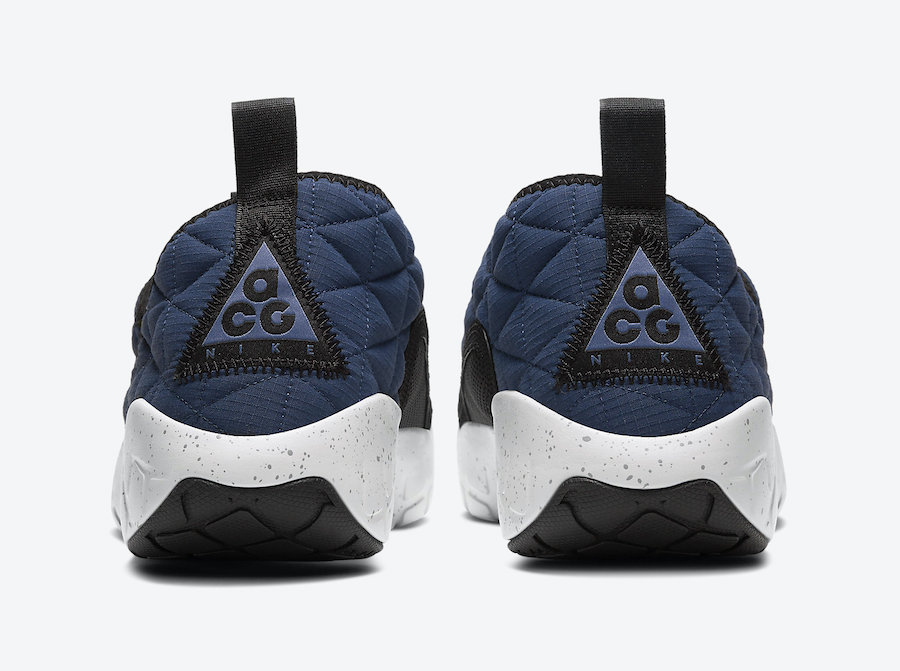Nike ACG Moc 3.0 Midnight Navy CT3302-400 Release Date Info