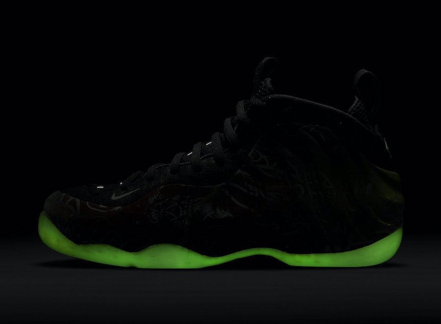 Nike Air Foamposite One Doernbecher Officially ...Pinterest