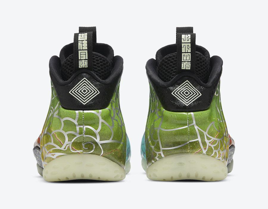 Nike Air Foamposite One Beijing CW6769-930 Release Date Info