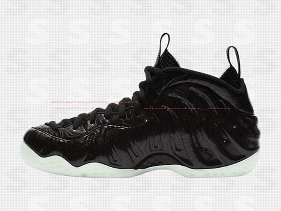Nike Air Foamposite One Black Glow Release Date Info