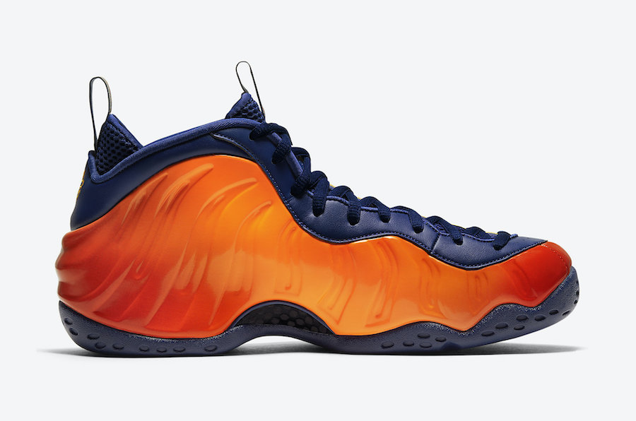 Nike Air Foamposite One Rugged Orange CJ0303-400 Release Info