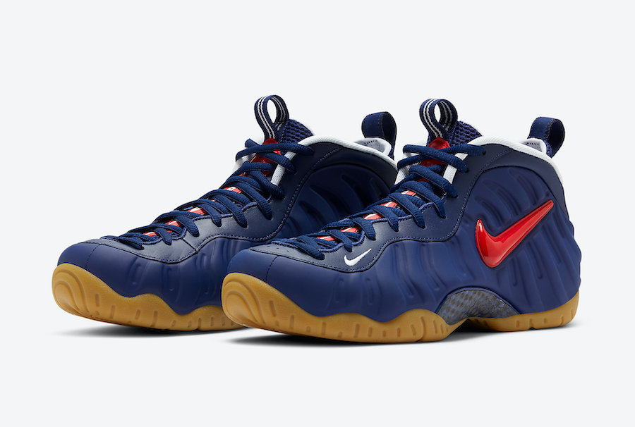 Another Look at the Nike Air Foamposite Pro Hyper Crimson ...