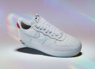 Nike Air Force 1 2020 BeTrue Pride Release Date Info
