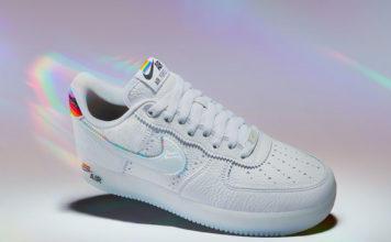 Nike Air Force 1 2020 BeTrue Pride Release Date Info