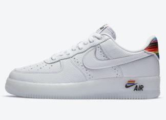 Nike Air Force 1 BeTrue CV0258-100 Release Date Info