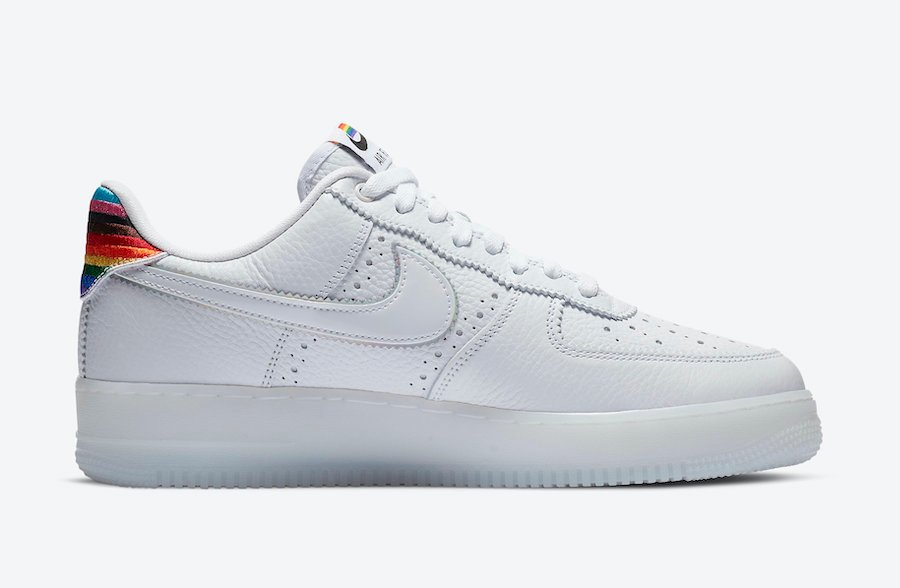 Nike Air Force 1 BeTrue CV0258-100 Release Date Info