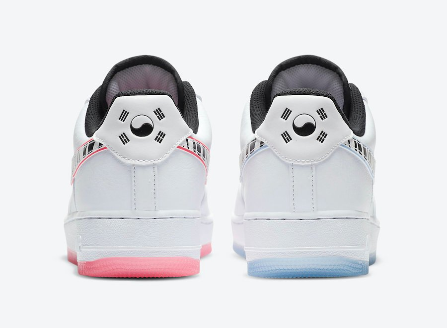 Nike Air Force 1 Low Korea CW3919-100 Release Date