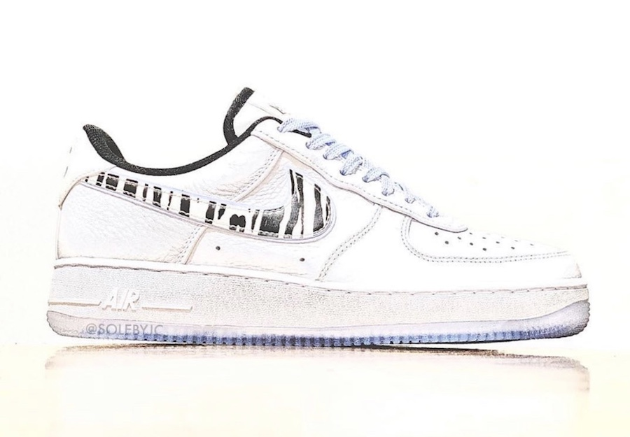 Nike Air Force 1 Low Korea Release Date Info