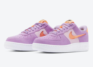 Nike Air Force 1 Violet Star CJ1647-500 Release Date Info