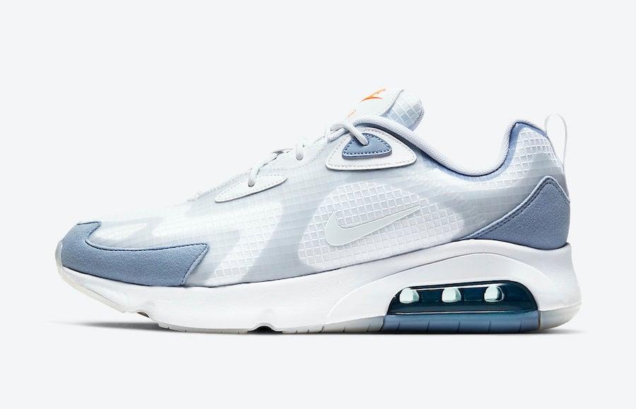 Nike Air Max 200 SE Indigo Fog CJ0575-100 Release Date Info