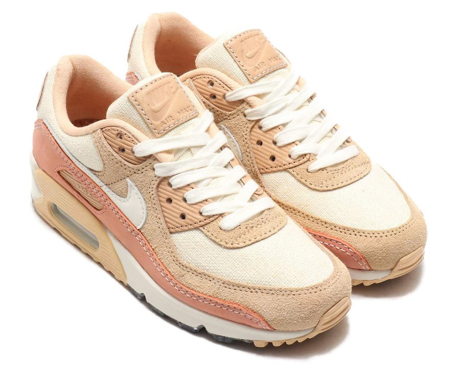Third Colorway of the Nike Air Max 90 Releasing with Cork