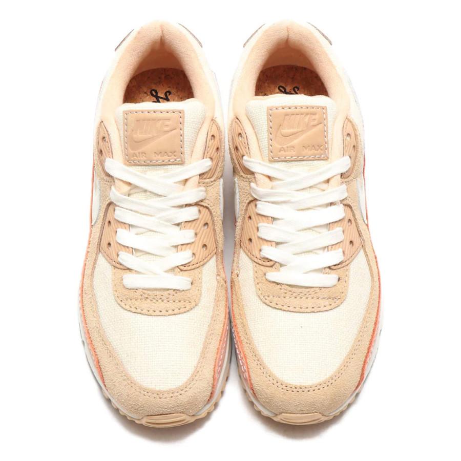 Nike Air Max 90 Cork Tan CW6209-212 Release Date Info