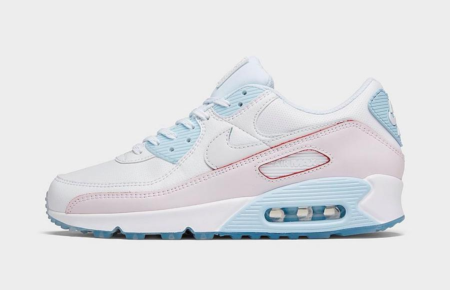 Nike Air Max 90 DIY Flare CW5569-100 Release Date Info