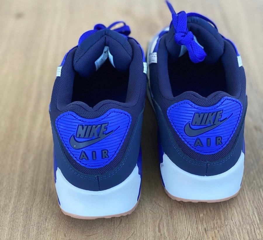 Nike Air Max 90 Home Away Blue Release Date