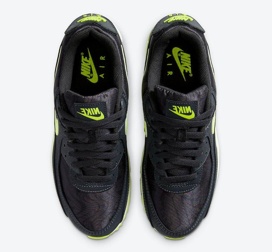 Nike Air Max 90 Oil Spill CZ0378-001 Release Date Info