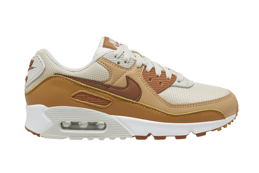 Nike Air Max 90 Tan Brown CZ3950-101