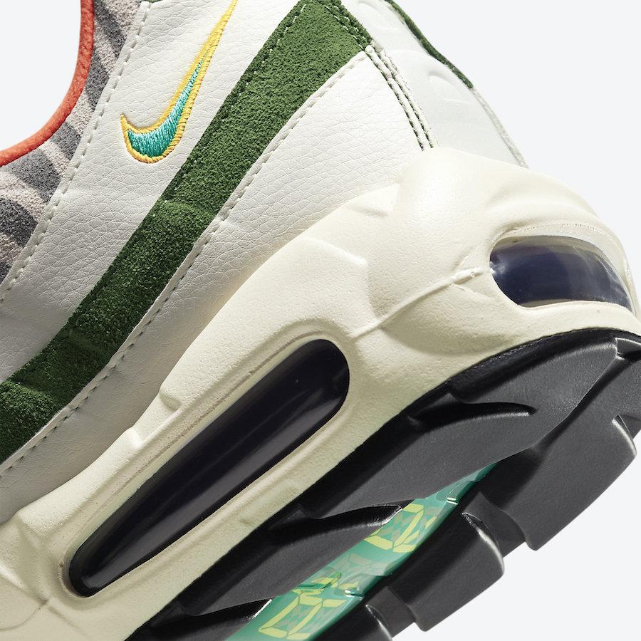 Nike Air Max 95 Era Safari CZ9723-100 Release Date Info