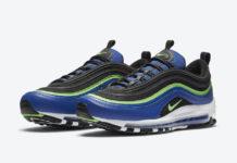 Nike Air Max 97 Blue Neon CW5419-400 Release Date Info