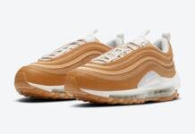 Nike Air Max 97 Wheat Gum CT1904-700 Release Date
