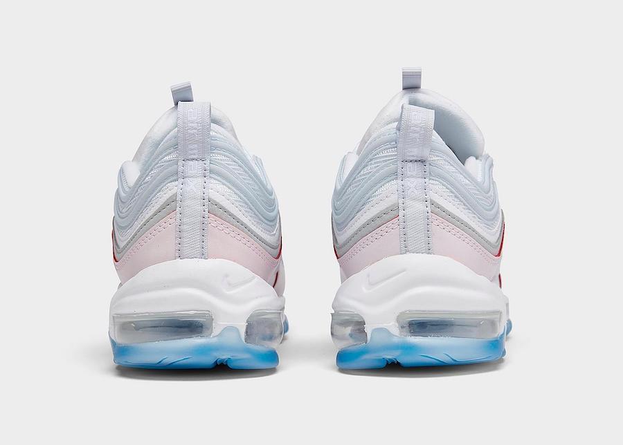 Nike Air Max 97 White Football Grey Fog CW5567 100 Release Date Info