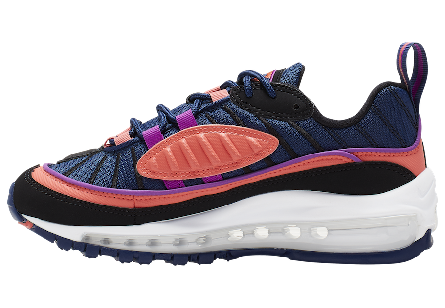 Nike Air Max 98 GS Blue Ember BV4872-401 Release Date Info