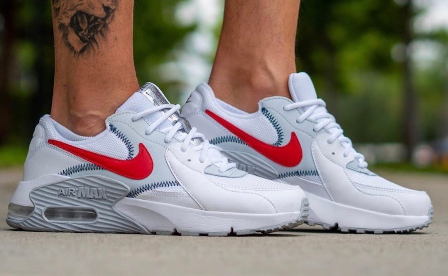Nike Air Max Excee Swoosh On Tour 2020 CZ5580-100 Release Date Info
