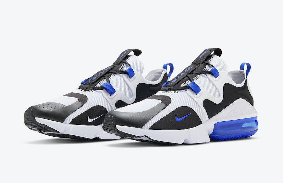 Nike Air Max Infinity Game Royal BQ3999-008 Release Date Info