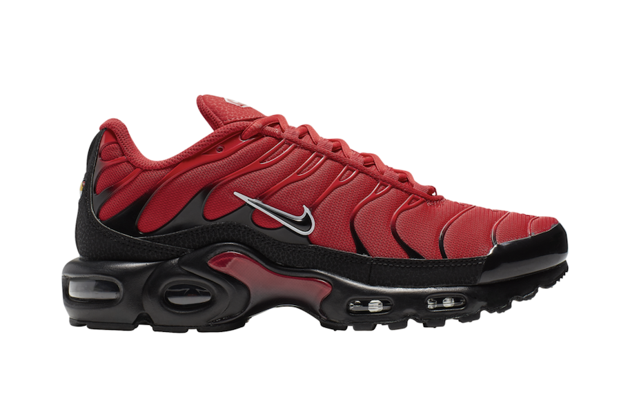 Nike Air Max Plus University Red 552630-603