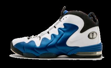 Nike Air Penny 3 OG White Blue 2020 Release Date Info