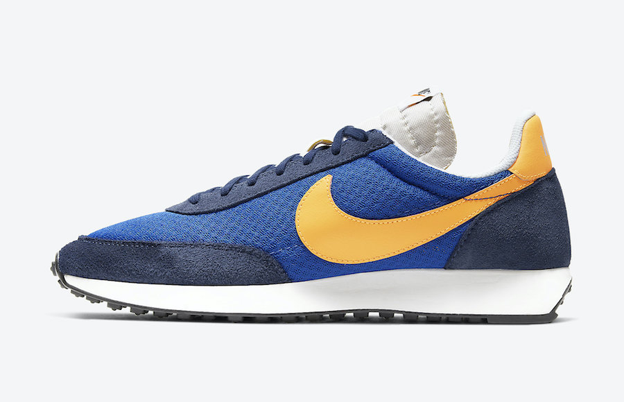 Nike Air Tailwind 79 Game Royal Laser Orange CW4808-484 Release Date Info