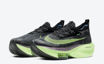 Nike Air Zoom Alpha NEXT% Lime Blast CI9925-400 Release Date Info