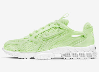 Nike Air Zoom Spiridon Cage 2 Barely Volt CJ1288-700 Release Date Info