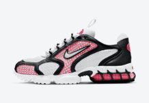 Nike Air Zoom Spiridon Cage 2 Flash Crimson CD3613-101 Release Date Info
