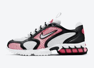 Nike Air Zoom Spiridon Cage 2 Flash Crimson CD3613-101 Release Date Info