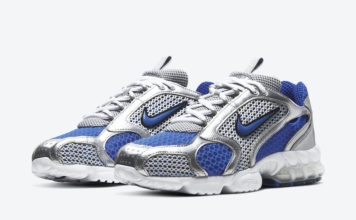 Nike Air Zoom Spiridon Cage 2 Royal CJ1288-002 Release Date Info