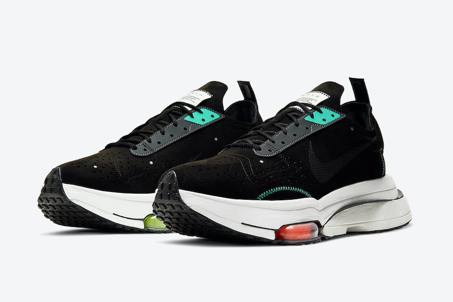 Nike Air Zoom Type Black Menta CJ2033-010 Release Date Info