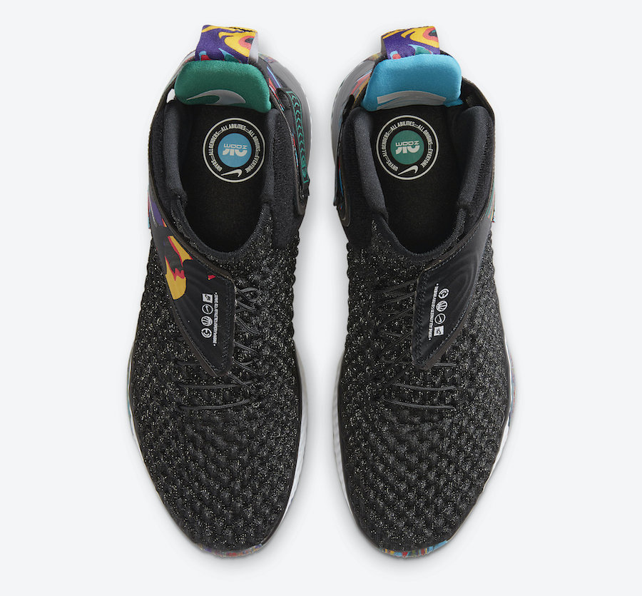 Nike Air Zoom UNVRS FlyEase Multi-Color CQ6422-001 Release Date Info