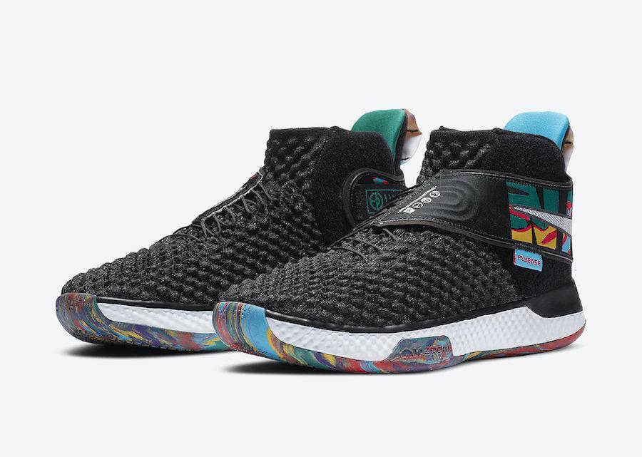 Nike Air Zoom UNVRS FlyEase Releasing in 'Multi-Color'