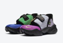 Nike Aqua Rift Black Concord Green Spark Volt CW5876-074 Release Date Info