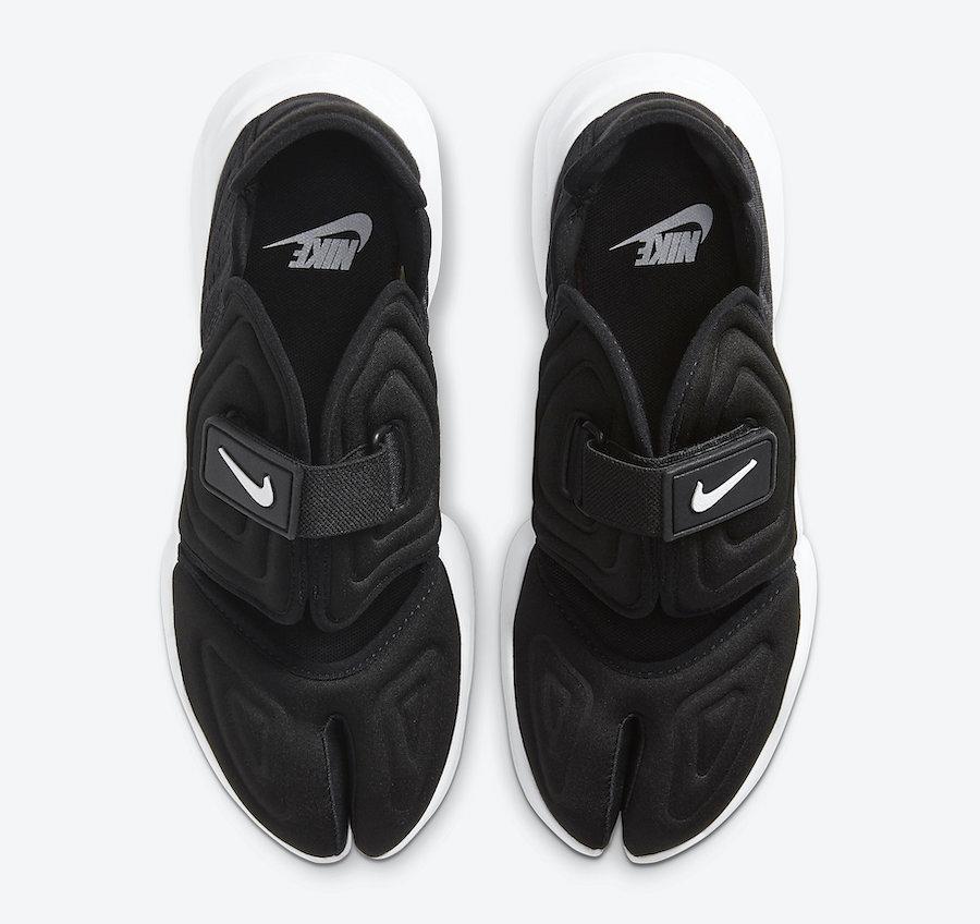 Nike Aqua Rift Black White CW7164-001 Release Date Info