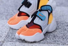 Nike Aqua Rift Orange Blue Yellow Nike Aqua Rift Orange Blue Yellow CW7164-002