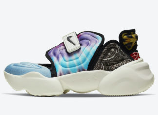 Nike Aqua Rift Tie-Dye CW2624-101 Release Date Info