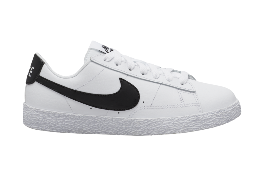Nike Blazer Low White Black Gum CZ7576-103