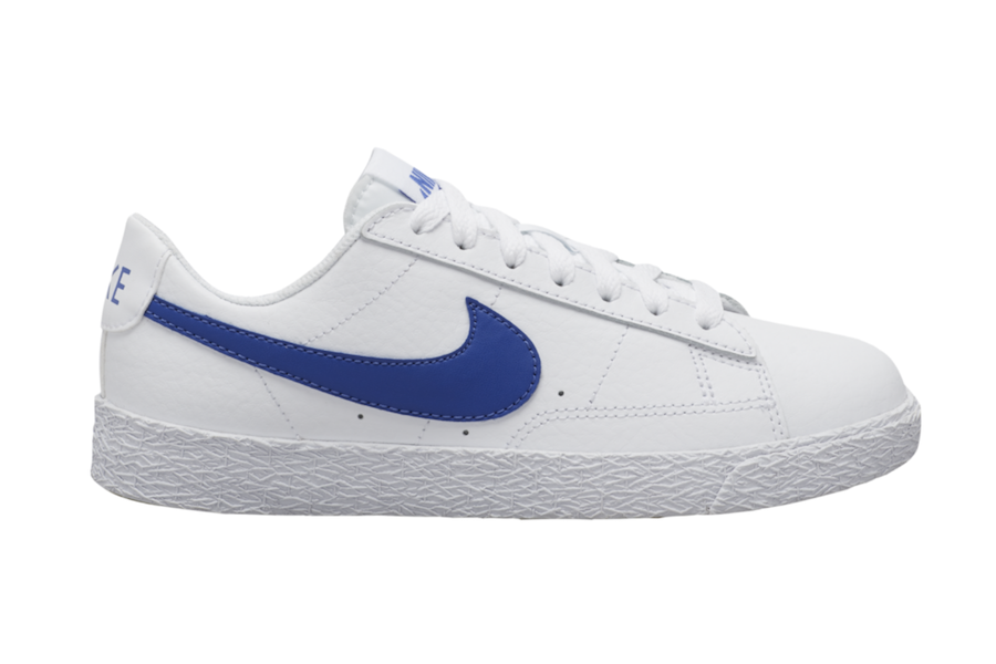 Nike Blazer Low White Blue Gum CZ7576-100
